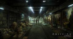 Andree Wallin, Oblivion - Raven Rock Archive
