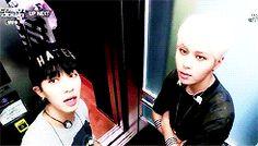 Kikwang and Junhyung