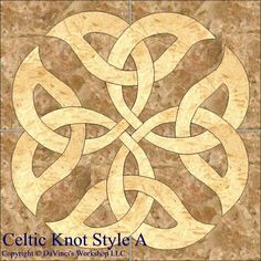 Celtic+Floor+Tile | ... taken from the traditional floor design seen in European Architecture