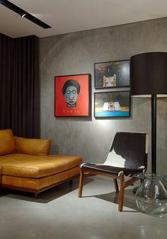 Santo Agostinho Apartment by Piacesi