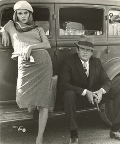 Bonnie and Clyde kaitymylady
