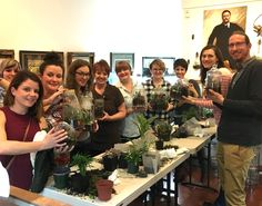 Terrarium Planting Class  http://www.rooseveltspdx.com/classdates/2016/1/5/terrarium-class