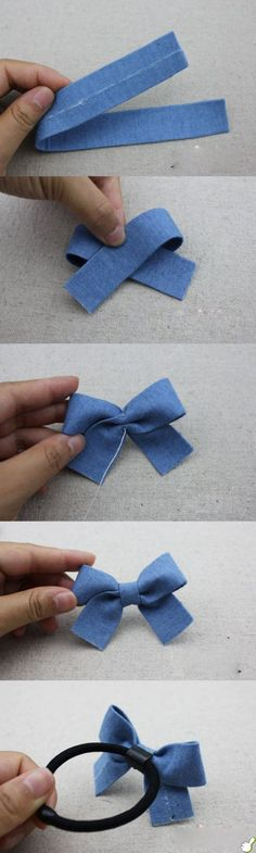 Easy DIY headband!