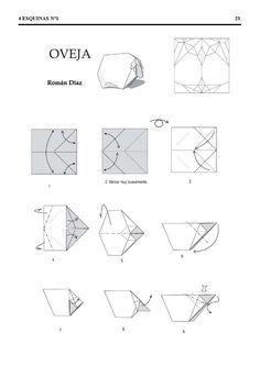 O QUE E MEU NOSSO Origami