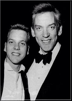 kiefer sutherland and donald relationship goals