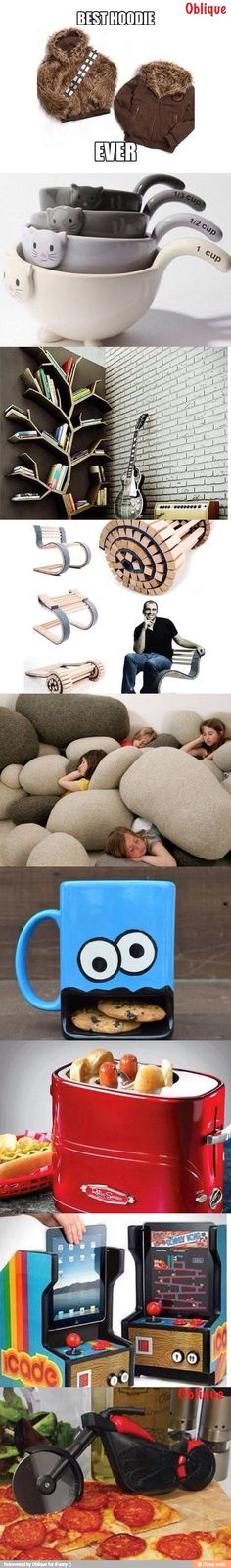 Awesome inventions.. i need every single one