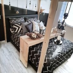 Super Ideas For Bedroom Design Diy Cozy Trendy Bedroom, Cozy Bedroom, Diy Bedroom Decor, Bedroom Ideas, Home Decor, Bedroom Inspo, Bedroom Designs, Master Bedroom, Discount Bedroom Furniture