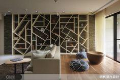 以自然意象為空間靈感,樂活族喜愛的減壓設計