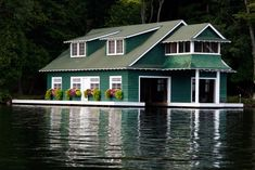 What you need to know about the Two Story Boathouse http://www.thephillipsteam.ca/the-two-story-boathouse