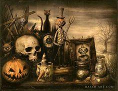 #HalloweenOnChristmas