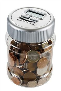 REWARD YOURSELF! Start a running savings jar...and treat yourself to something sweet!