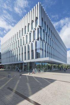 Universidad Erasmus Rotterdam / Paul de Ruiter Architects | Plataforma Arquitectura