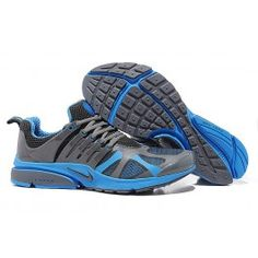 huge selection of e9d3b f8fc7 Billig Nike Air Presto V4 Männerschuhe Grau Blau Schuhe Online   Verkaufen  Nike Air Presto Schuhe