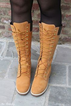 The Flonicles: TDJ : mes amours de Timberland