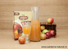 Santerra Natural - Apple Juice Delish :)