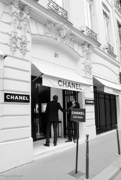 Chanel, 31 Rue Cambon, Paris Discover 9 places in Paris that follow in the footsteps of Coco Chanel with www.theculturetrip.com http://bit.ly/1WqKJrE