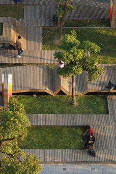 // Kic Park by 3GATTI. Photo: Shen Qiang