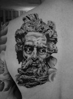tattoo Neptunus