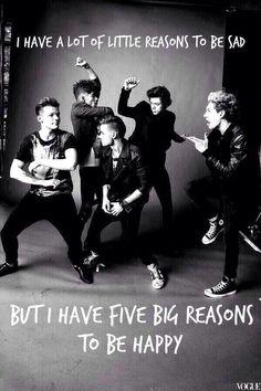 One Direction photoshoot