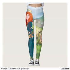 Merida | Let's Do This Leggings