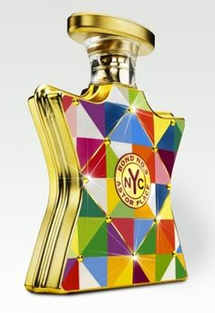 Astor Place - Bond No. 9 - This is another Bond No. 9 fragrance that I love. It's more on the floral side, but it's smells absolutely wonderful!!