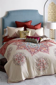 Blissliving Home 'Chanda' Duvet Set available at #Nordstrom possibly for the Nieces/Nephews room