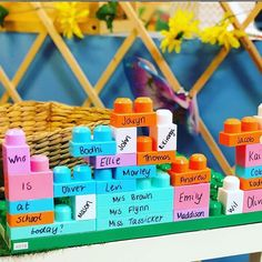 What a fun way to do morning self registration in your classroom! Such a clever idea from ⠀⠀⠀⠀⠀⠀⠀⠀⠀ ⠀⠀⠀⠀⠀⠀⠀⠀⠀ ⠀⠀⠀⠀⠀⠀⠀⠀⠀ ⠀⠀⠀⠀⠀⠀⠀⠀⠀ It would be such an interesting talking point about the shape made each day 😊 Inspired Learning, Fun Learning, Self Registration, Reggio Classroom, Classroom Ideas, Early Years Classroom, Back To School, Clever, Blog