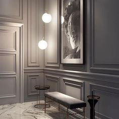 When Art Meets Design: Lumière Lighting Collection - The best luxury lighting fixtures in a selection curated by Boca do Lobo to inspire interior design - Gray Interior, Home Interior Design, Interior Architecture, Interior Decorating, Decorating Blogs, Design Living Room, Living Room Decor, Luxury Home Decor, Luxury Homes