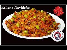 (24) Relleno Navideño Nicaraguense a mi estilo - YouTube
