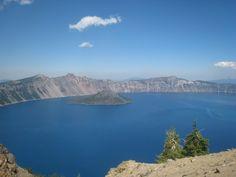 NP Crater Lake | Tripio.cz