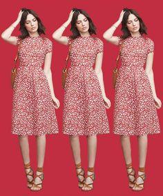 The Best Summer Dresses For Busty Girls #refinery29  http://www.refinery29.com/flattering-summer-dresses