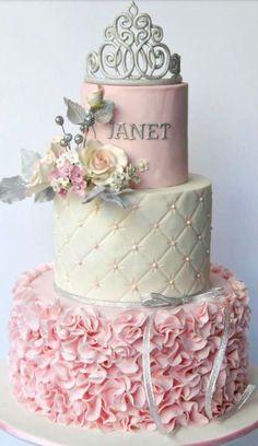 tortas de 15 años tematica princesas - Buscar con Google