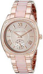 Michael Kors Women's Bryn Two-Tone Watch MK6135