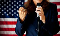 THE RIGHT SPEECH FORMULA FOR WINNING POLITICAL CAMPAIGNS
