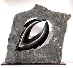 Gallerie - Démian WüstSculpteur Stone Sculpture, Cigar Cutter, Marble, Stone Carving