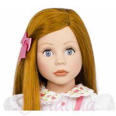 Dolls > Bonnie & Pearl Beatrice Doll - Petalina