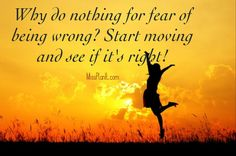 Don't let fear stop you...keep moving forward👉💪👊#mondaymotivation