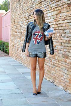 Conjuntinho fashion!