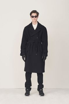New York-based designer Steve Alan unveiled his Fall/Winter 2015 menswear collection.