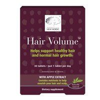 New Nordic Hair Volume - 3 Pack = 90 Tablets *** You can get additional details at the image link.