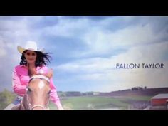 Fallon Taylor (music video) - YouTube Fallon Taylor, Barrel Racing, Music Videos, Horse, Youtube, Horses, Youtubers, Youtube Movies