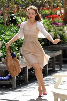 """rachel mcadams - loved this dress on her in """"morning glory"""""""