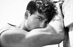 We catch up with Argentinean model Mariano Ontañon as he stars in a spread for Men's Health Spain. After playing a bullfighter for Manuscript… Creative Fashion Photography, Fashion Photography Poses, Photography Poses For Men, Beach Photography, Photography Hashtags, Photography Awards, Iphone Photography, Portrait Photography, Travel Photography