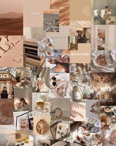 Cream Aesthetic, Classy Aesthetic, Brown Aesthetic, Aesthetic Colors, Aesthetic Images, Aesthetic Collage, Aesthetic Vintage, College Aesthetic, Iphone Wallpaper Tumblr Aesthetic