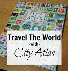 City Atlas Wided Eyed Editions Review
