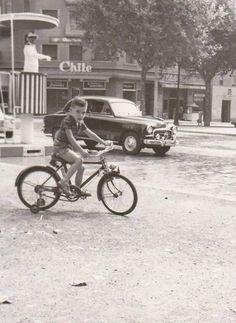 Lloguer de bicis al Pg de St Joan