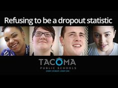 Refusing to be a dropout statistic