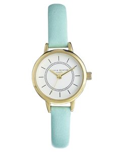 Shop Olivia Burton Turquoise Color Crush Watch at ASOS. Olivia Burton, Turquoise Color, Pandora Jewelry, Crushes, Asos, Watches, Saved Items, Accessories, Fashion Online