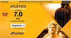 el forero jrvm y todos los bonos de deportes: betfair supercuota 7 Atletico gana Malaga Liga 1 a...