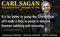 Image result for religion of the future carl sagan